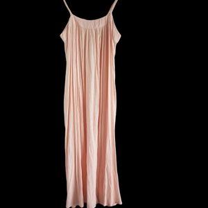 Patrons of Peace Boho Maxi Slip Dress Size Large